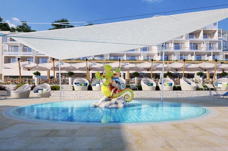 Valamar-Isabella-Island-Hotel-Childrens-Pool