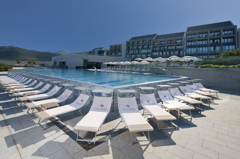 Valamar-Lacroma-Dubrovnik-Pool
